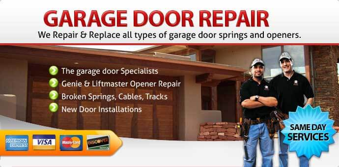 garage door repair Tamarac FL